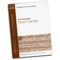John Sheppard : Missa Cantate : SATTBB : 01 Songbook : 9780193870048