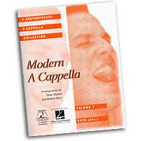 Deke Sharon : Modern A Cappella : Mixed 5-8 Parts : 01 Songbook :  : 073999755398 : 1423400488 : 08744949