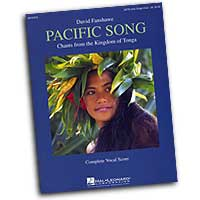 David Fanshawe : Pacific Song : SATB : 01 Songbook : David Fanshawe : 08747010
