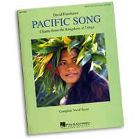 David Fanshawe : Pacific Song : Mixed 5-8 Parts : 01 Songbook : David Fanshawe : 884088143022 : 08747009