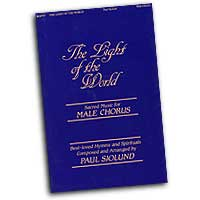 Paul Sjolund : The Lights of the World - Hymns and Spirituals : TTBB : 01 Songbook :  : 073999380163 : 08738016