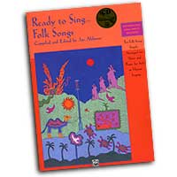 Jay Althouse : Ready To Sing Folk Songs : Solo : Songbook & CD : 00-17175