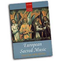John Rutter (Editor) : European Sacred Music : SATB : 01 Songbook : John Rutter : 9780193436954