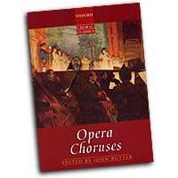John Rutter (Editor) : Opera Choruses : SATB : 01 Songbook : John Rutter : 0193436930