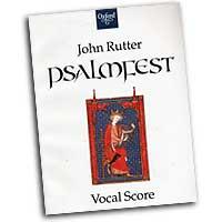 John Rutter : Psalmfest : SATB : 01 Songbook : John Rutter : John Rutter : 0193380404