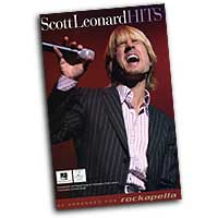 Scott Leonard : Hits - As Arranged For Rockapella : TTBB : 01 Songbook :  : 073999449525 : 1423400518 : 08744952