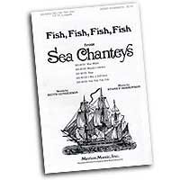 Various Arrangers : Sea Shanties : SATB : Sheet Music