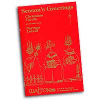 Norman Luboff : Season's Greetings : SATB : 01 Songbook : Norman Luboff : 073999188615 : WB531
