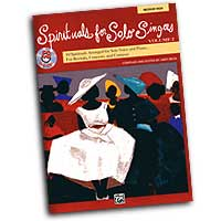 Andy Beck : Spirituals for Solo Singers Vol. 2 - Medium High : Solo : Songbook & CD : 038081239620  : 00-23913