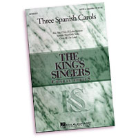 Various Arrangers : Spanish Carols : SATB : Sheet Music :