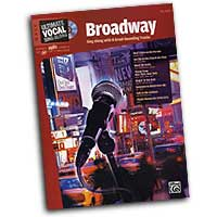 Various Arrangers : Broadway Songbook - Male Voice : Solo : Songbook & CD : 00-26505