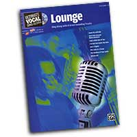 Various Arrangers : Lounge Songbook - Male Voice : Solo : Songbook & CD : 00-26508
