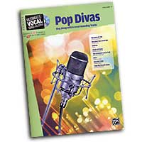 Various Arrangers : Pop Divas - Female Voice : Solo : Songbook & CD : 00-26487
