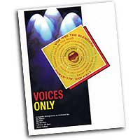 Various Arrangers : Voices Only Charts : TTBB : 01 Songbook
