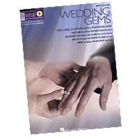 Pro Vocal : Wedding Gems - For Men's Voices : Solo : Songbook & CD : 00740310