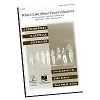 Deke Sharon : What I Like About You (Collection) : TTBB : 01 Songbook : 08745445