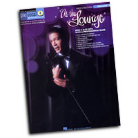 Pro Vocal : At The Lounge - Men's Edition : Solo : Songbook & CD : 884088267193 : 1423460510 : 00740402
