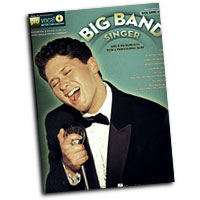 Pro Vocal : The Big Band Singer - Men's Edition : Solo : Songbook & CD : 884088267209 : 1423460529 : 00740403