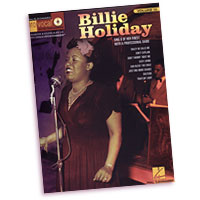 Billie Holiday : Pro Vocal Series : Solo : Songbook & CD :  : 884088240134 : 1423438523 : 00740388