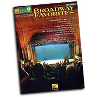 Pro Vocal : Broadway Favorites - Mixed Edition : Solo : Songbook & CD : 884088268367 : 1423460804 : 00740408