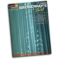 Pro Vocal : Broadway's Best - Men's Edition : Solo : Songbook & CD : 884088268404 : 1423460847 : 00740412