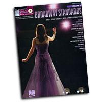 Pro Vocal : Broadway Standards - Women's Edition : Solo : Songbook & CD : 884088268374 : 1423460812 : 00740409
