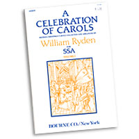 William Ryden : A Celebration of Carols for SSA - Vol 1 : SSA. : 01 Songbook : 409608