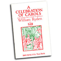 William Ryden : A Celebration of Carols for SAB - Vol 1 : SAB : 01 Songbook : 398555