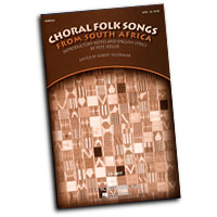 Robert DeCormier : Choral Folk Songs From South Africa : SATB : 01 Songbook : 884088153656 : 1423427645 : 50486503