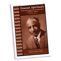 William L. Dawson : Dawson Spirituals Vol 1 : SATB : 01 Songbook : William Dawson : William L. Dawson : T200