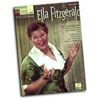Ella Fitzgerald : Pro Vocal Series : Solo : Songbook & CD :  : 884088206451 : 1423453646 : 00740378