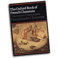 Frank Dobbins : The Oxford Book of French Chansons : SATB : 01 Songbook : 019343539X