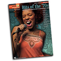 Pro Vocal : Hits of the 70's - Women's Edition : Solo : Songbook & CD : 884088218447 : 1423435311 : 00740384