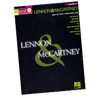 Lennon & McCartney : Pro Vocal - Male Voices : Solo : Songbook & CD : 073999309058 : 0634099566 : 00740334