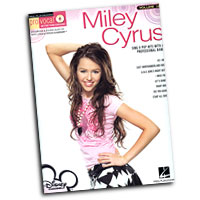 Miley Cyrus : Pro Vocal Series : Solo : Songbook & CD :  : 00740394