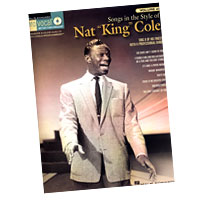 Nat King Cole : Songs In the Style of : Solo : Songbook & CD : 884088267186 : 1423460502 : 00740401