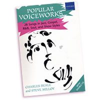 Charles Beale and Steve Milloy : Popular Voiceworks : Songbook & 1 CD :  : 9780193435568 : 9780193435568