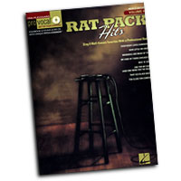 Pro Vocal : Rat Pack Hits - Men's Edition : Solo : Songbook & CD : 884088267179 : 1423460499 : 00740400