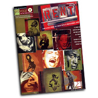 Pro Vocal : Rent - Mixed Edition : Solo : Songbook & CD : 884088268152 : 1423460774 : 00740407