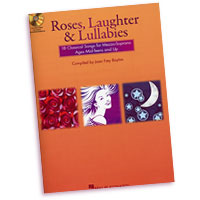 Joan Frey Boytim : Roses, Laughter & Lullabies : Solo : Songbook & CD : 00001189