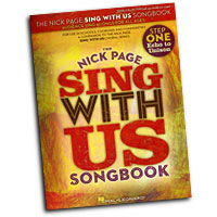 Nick Page : Sing With Us : Unison : 01 Songbook :  : 884088210724 : 1423435184 : 09971130