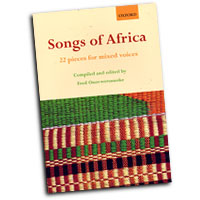 Fred Onovwerosuoke (Editor) : Songs of Africa : SATB : 01 Songbook : Fred Onovwerosuoke : 9780193804654 : 9780193804654