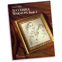 Nancy Telfer : Successful Warmups Vol 2 - Teacher's Edition : 01 Book Vocal Warm Up Exercises : Nancy Telfer :  : V84T