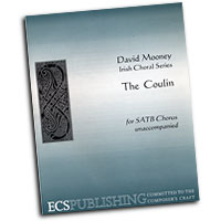 David Mooney : Irish Choral A Cappella Series : SATB : Sheet Music