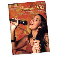 Pro Vocal : Timeless Hits - Women's Edition : Solo : Songbook & CD :  : 884088279431 : 1423465555 : 00740421