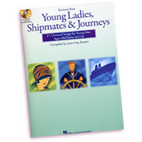 Joan Frey Boytim : Young Ladies, Shipmates & Journeys - Baritone / Bass : Songbook & CD :  : 884088242589 : 1423439554 : 00001191