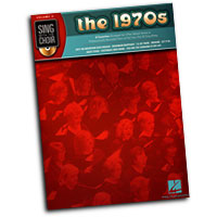 Sing With The Choir : The 1970's : Solo : Songbook & CD :  : 884088237714 : 142343742X : 00333006