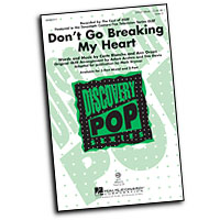 Mark Brymer : Don't Go Breaking My Heart - Parts CD : Voicetrax CD : 884088551308 : 08552313