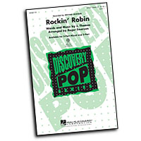 Roger Emerson : Rockin' Robin - Parts CD : Voicetrax CD :  : 884088455255 : 08552192