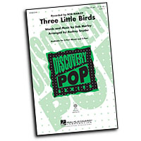 Audrey Snyder : Three Little Birds - Parts CD : Voicetrax CD :  : 884088396374 : 08552250